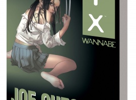 NYX: WANNABE TPB (NEW PRINTING) cover