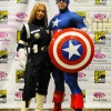 WonderCon 2011: Marvel Photo Meet-Up, Sharon Carter & Captain America