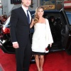 Star Chris Hemsworth and wife Elsa Pataky at the U.S. premiere of Thor