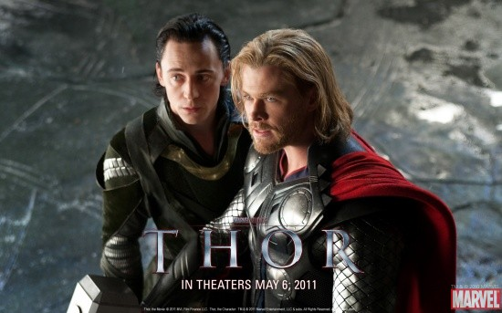Thor Movie Wallpaper #8