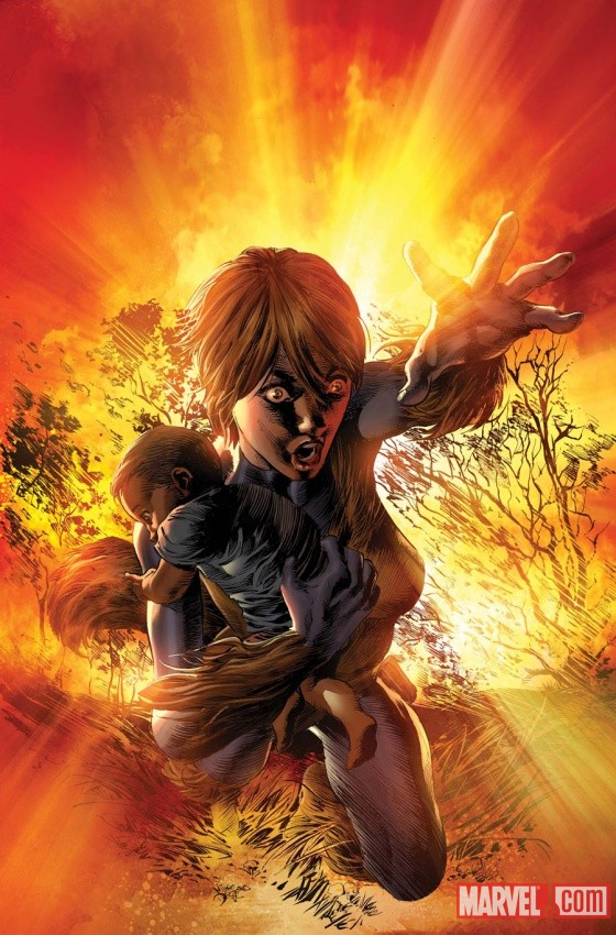 Squirrel Girl by Mike Deodato