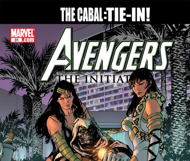 Avengers: The Initiative (2007) #31