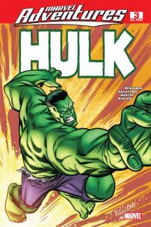 Marvel Adventures Hulk (2007) #3