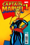 Captain Marvel (2012) #1