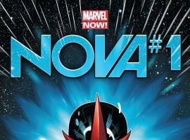 Nova (2013) #1 cover by Ed McGuinness