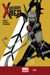 UNCANNY X-MEN #4 