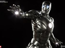 Iron Man Mark II Maquette by Sideshow Collectibles