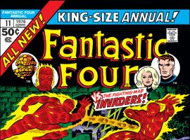 FANTASTIC FOUR ANNUAL (1963) #11