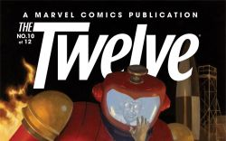 THE TWELVE (2010) #10 Cover