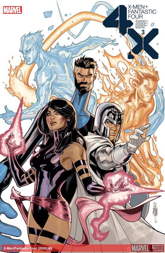 X-Men/Fantastic Four (2020) #3