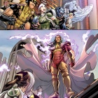 X-Men Legacy #261 preview art by David Baldeon