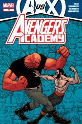 Avengers Academy #30 