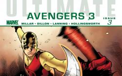 Ultimate Comics Avengers 3 (2010) #3