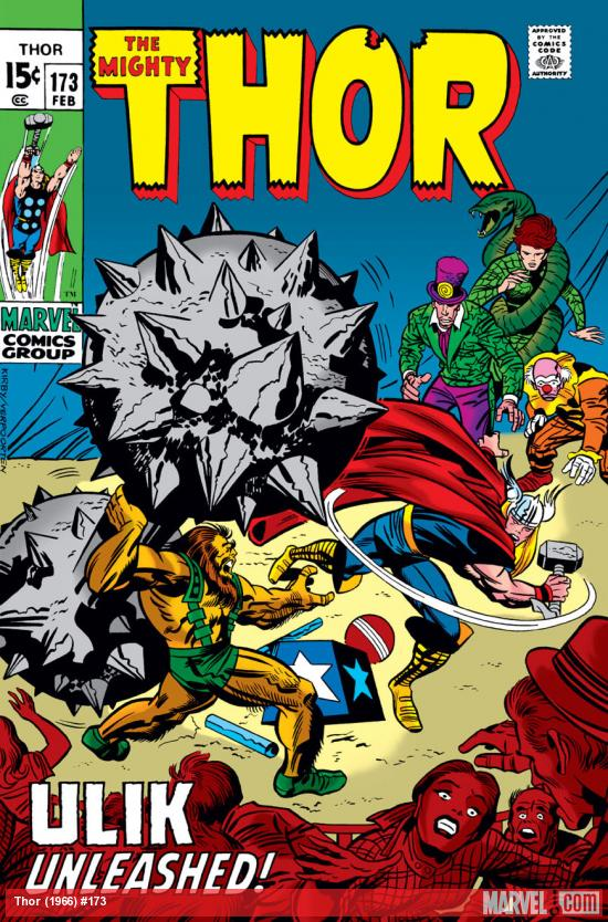 Thor (1966) #173