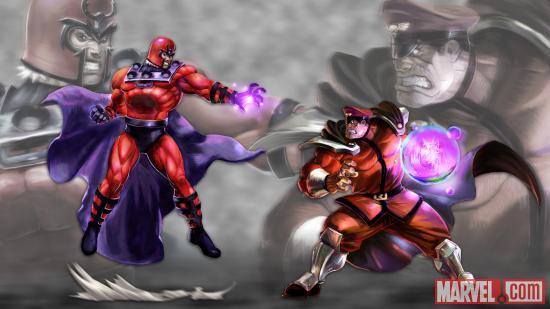 Marvel vs. Capcom 2 для мобильных устройств