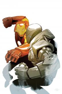 Ultimate Comics Iron Man (2012) #2