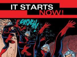Sneak Peek: Marvel NOW! Point One