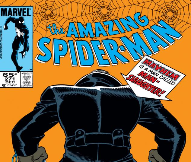Amazing Spider-Man (1963) #271 Cover