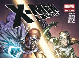 X-Men Legacy (2008) #251