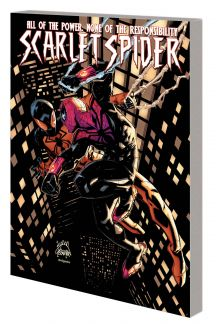 SCARLET SPIDER VOL. 3: THE BIG LEAGUES TPB (Trade Paperback)