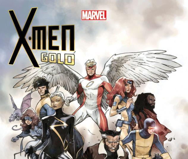 X-MEN: GOLD 1 (WITH DIGITAL CODE)