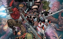 See What's New in Marvel AR 4/23/14