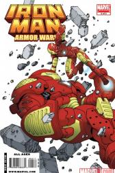 Iron Man &amp; the Armor Wars #4 