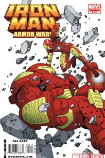 Iron Man & the Armor Wars #4