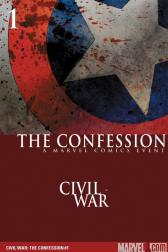 Civil War: The Confession #1 