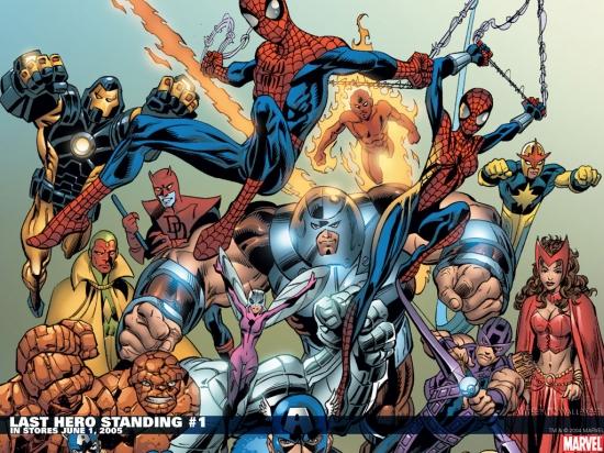 Last Hero Standing (2005) #1 Wallpaper