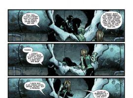 X-MEN: PIXIE STRIKES BACK #4 preview art by Sara Pichelli