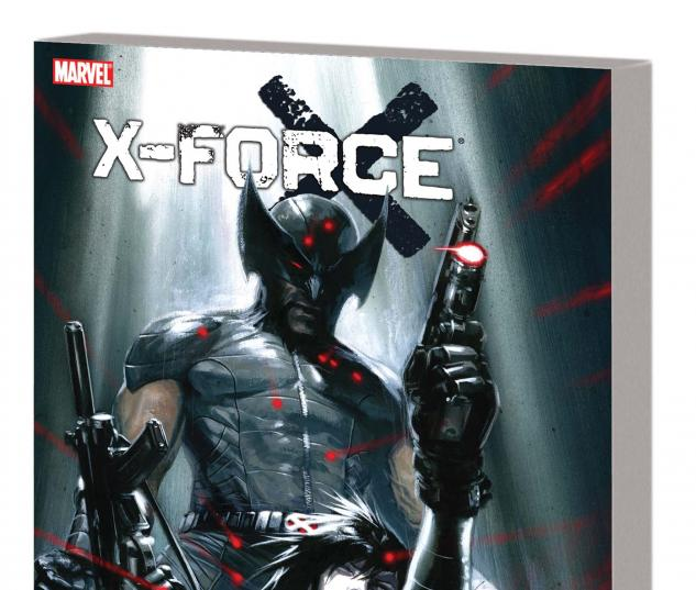 X-Force: Sex & Violence TPB cover