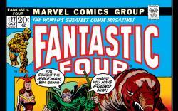 Fantastic Four (1961) #127 Cover