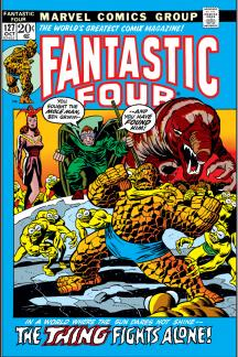 Fantastic Four (1961) #127