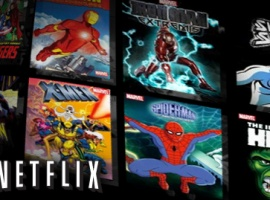 Marvel Shows Now Streaming on Netflix in Canada