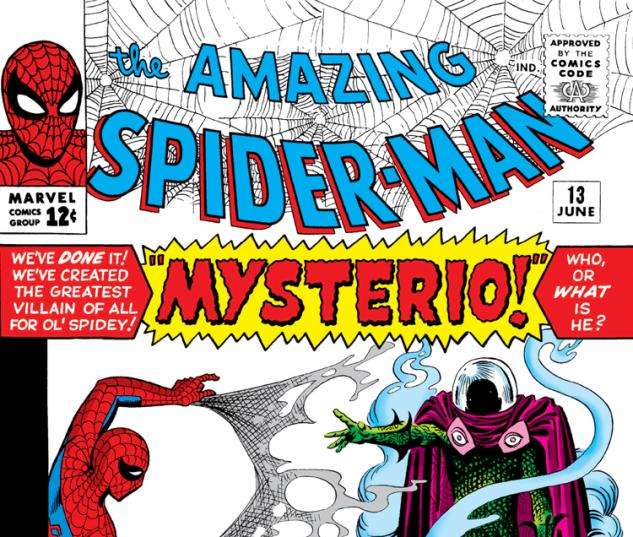 Amazing Spider-Man (1963) #13
