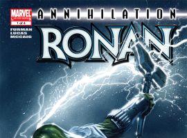 Annihilation: Ronan (2006) #1
