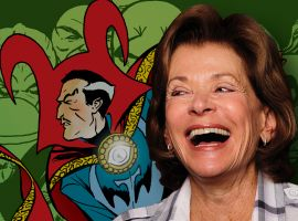 The Marvel Life: Jessica Walter