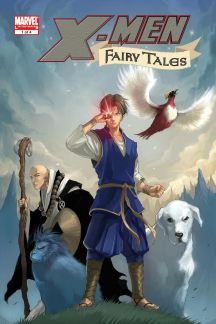 X-Men Fairy Tales (Trade Paperback)