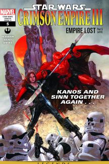 Star Wars: Crimson Empire Iii - Empire Lost #5