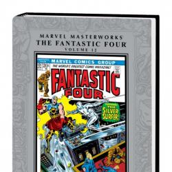 MARVEL MASTERWORKS: THE FANTASTIC FOUR VOL. 12 HC #1