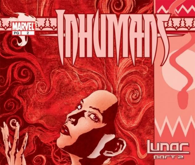 INHUMANS #2