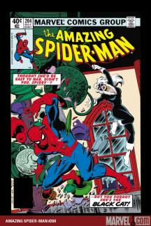 Amazing Spider-Man #204