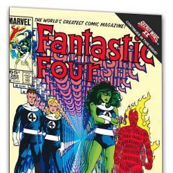 FANTASTIC FOUR VISIONARIES: JOHN BYRNE VOL. 6 COVER