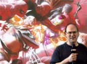 Alex Ross on Avengers/Invaders and More