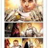 Avengers: The Children's Crusade #8 preview art by Jim Cheung