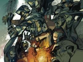 Marvel Nominated for Bram Stoker Award