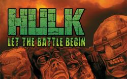 Hulk: Let The Battle Begin (2010) #1
