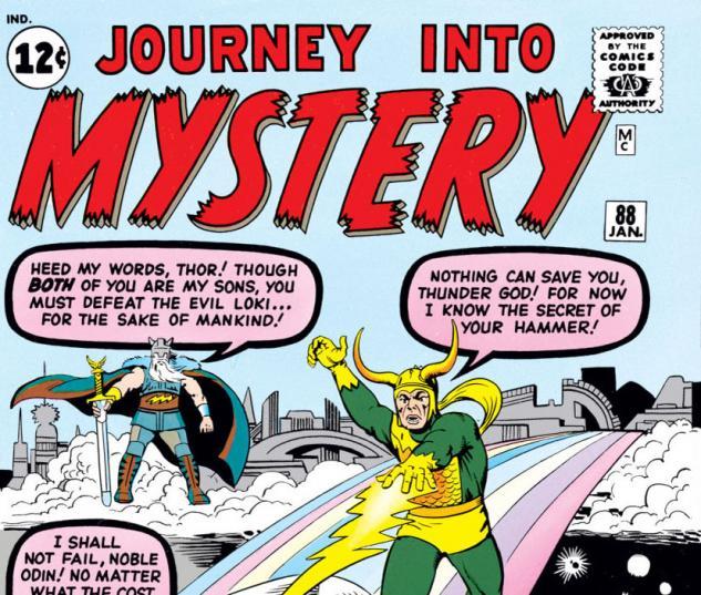 Journey Into Mystery (1952) #88