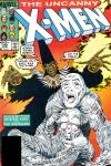 Uncanny X-Men (1963) #190 Cover